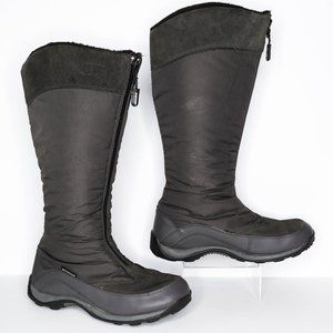 Baffin Winter Boots Waterproof Zip Gray 10 | AQ